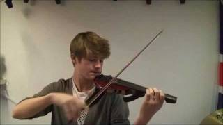 getlinkyoutube.com-21 Guns (violin cover)