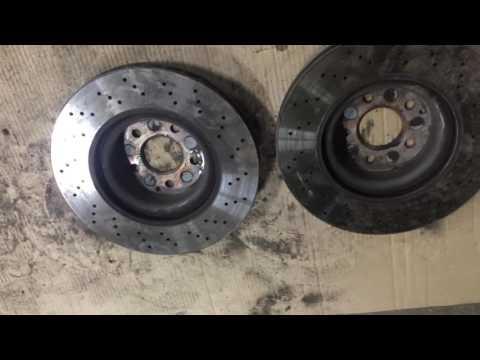 Тормозной диск передний Мерседес 221 S класс A2214211712