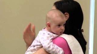Newborn Burping Techniques