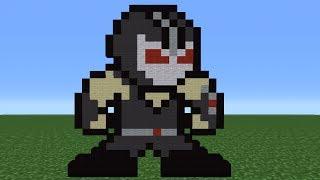 getlinkyoutube.com-Minecraft Tutorial: How To Make Bane 8-Bit