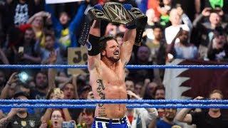 WWE Clash of Champions 2017 Highlights Full HD - WWE Clash Of Champions 17 December 2017 Highlights