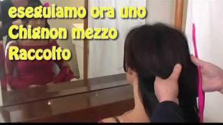 getlinkyoutube.com-Il Calzino in testa Video Corso di pettinature