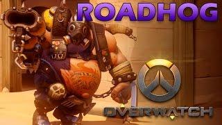 getlinkyoutube.com-Overwatch: ROADHOG - Porcão correntudo!!
