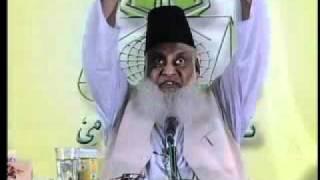getlinkyoutube.com-8/9- Musalmanon Sey Allah Ka Wahid Mutalba By Dr. Israr Ahmed