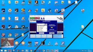 getlinkyoutube.com-Tutorial quitar error juego 0 de usbutil PS2