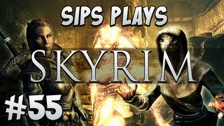 getlinkyoutube.com-Sips Plays Skyrim - Part 55 - Thalmor Super Fortress