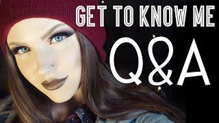 getlinkyoutube.com-Glam&Gore Q&A - Get to know me