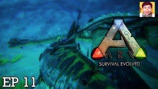 getlinkyoutube.com-ARK Survival Evolved EP11 : พ่อบ้านใจกล้า เปิดหน้าจีจี้ เนสซี่หลบไป [Feat.น้องสายป่าน]
