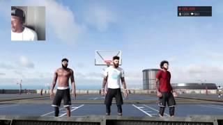 getlinkyoutube.com-NBA 2K16 MyPARK LIVESTREAM - CHASING LEGEND 1 W/ YGTHABEAST, JUICEMAN AND JREIGN!