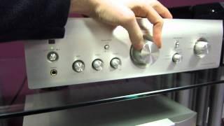 getlinkyoutube.com-Amplificateur intégré Denon PMA-1510 AE