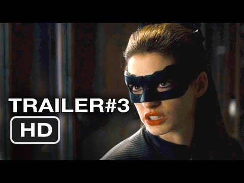 The Dark Knight Rises Official Movie Trailer #3 (2012) Christopher Nolan, Batman Movie 1080p HD