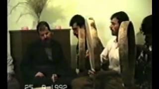 کاکه احمد مفتی زاده: مراسم مولودی تهران-3