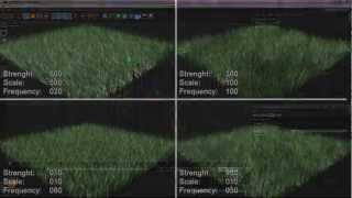 getlinkyoutube.com-How to make realistic looking grass in Cinema 4D