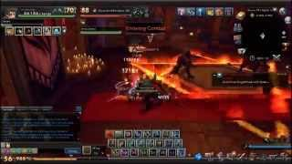 getlinkyoutube.com-Aura Kingdom - Lv70 Tachi - Infernal Abyss (Solo Mode)