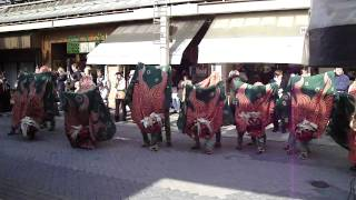 getlinkyoutube.com-春の高山祭 獅子舞