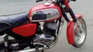 getlinkyoutube.com-Jawa 350/634-5(1979)  VAPE  ignition