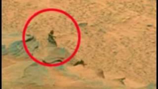 getlinkyoutube.com-Spooky photo proves life on Mars?