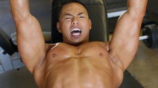 getlinkyoutube.com-Perfect Pecs Workout