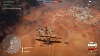 getlinkyoutube.com-Battlefield 1 - Until the fog arrives - Fighter plane