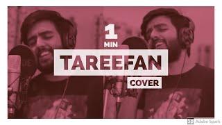ONE MIN COVER   Tareefa   Veere Di Wedding   Cover by Yashraj Mukhate