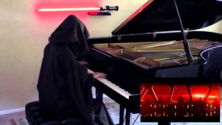 getlinkyoutube.com-Star Wars: The Force Awakens trailer on piano