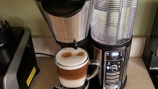 getlinkyoutube.com-Ninja Coffee Bar Specialty  Brew Demo
