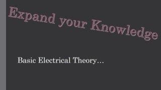 getlinkyoutube.com-Basic Electrical Theory