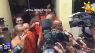 Galagoda Atte Gnanasara thero granted bail