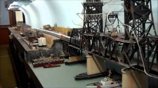 Carquinez Model Railroad Society Ops Session Video 6