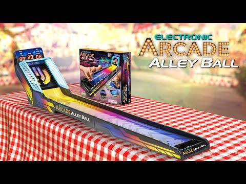 Electronic Arcade Alley-Ball- NEON Series