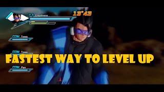getlinkyoutube.com-Dragonball Xenoverse Fastest Way To Level to 99