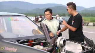 Hi-Cetane On Tour 2014 #3 หนองค้อ ชลบุรี - ด่านตรวจค้น รถซิ่ง!!