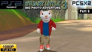 getlinkyoutube.com-Stuart Little 3: Big Photo Adventure - PS2 Walkthrough - part 5 (Forest)