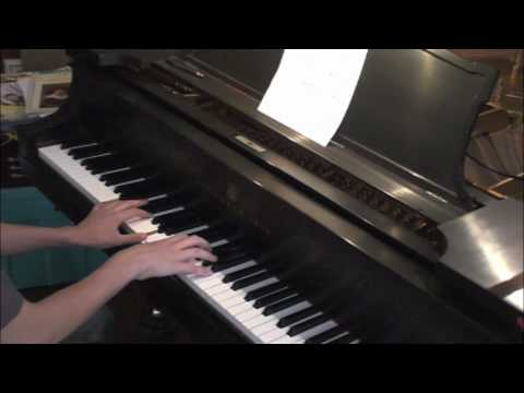 How to Train Your Dragon: Where's Hiccup (Piano Cover)