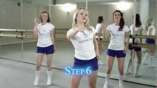getlinkyoutube.com-'Ai Se Eu Te Pego' - Dance Routine Tutorial