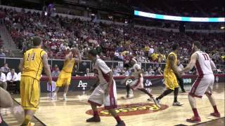 Mountain West Conference Men Basketball UNLV vs. Wyoming Highlights