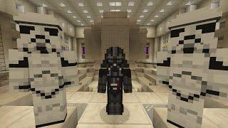 getlinkyoutube.com-Minecraft Xbox Lets Play - Survival Madness Adventures - Star Wars Darth Vader [170]