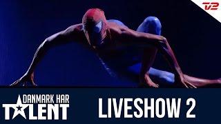 getlinkyoutube.com-Magnus Labbe - Danmark har talent - Liveshow 2