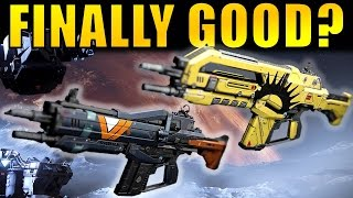 getlinkyoutube.com-Destiny: are Auto Rifles FINALLY GOOD?