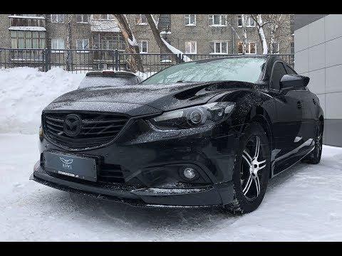 Mazda 6 | Установка биксеноновых линз HELLA, HPL, Детейлинг