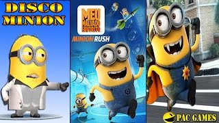 getlinkyoutube.com-Despicable Me: Minion Rush Horror Night Party