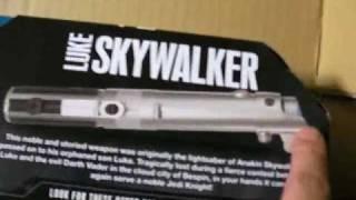getlinkyoutube.com-フォースアクションライトセーバー FORCE ACTION LIGHTSABER / STAR WARS