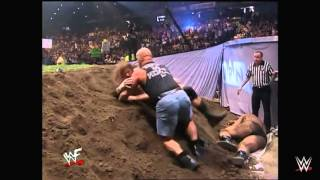 getlinkyoutube.com-Stone cold attacks and destroys triple h.(Стив Остин избил Трипл Эйча.)