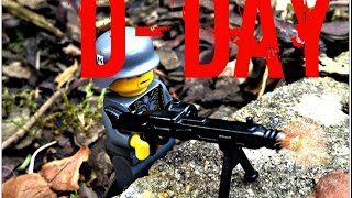 getlinkyoutube.com-Lego WW2 D-DAY