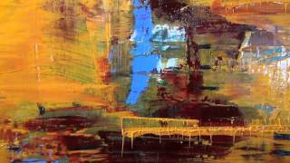 getlinkyoutube.com-Abstract Oil Painting - artist Patrick John Mills talks about life and painting techniques