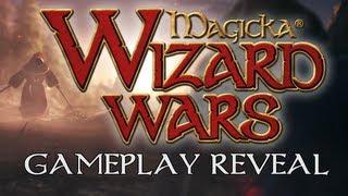 Magicka Wizard Wars Trailer