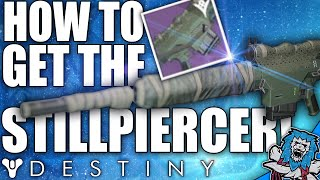 getlinkyoutube.com-Destiny: Exclusive Hunter Weapon - The STILLPIERCER / How To Get! (Every Class Exclusive)