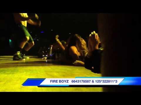 FIRE BOYZ el mejor show de stripers de Tijuana.