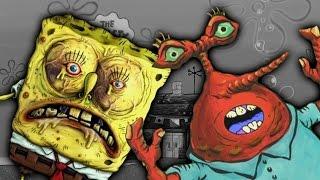 getlinkyoutube.com-Mr. Krabs & Spongebob! | Five Nights At The Krusty Krab (Ending)