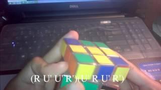 getlinkyoutube.com-[Rubik 3x3x3] Phần 7 Hoàn thành, tráo góc, lật góc - Hướng dẫn chi tiết giải rubik 3X3 cơ bản.